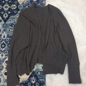 American Eagle Knit Open Front Cardigan